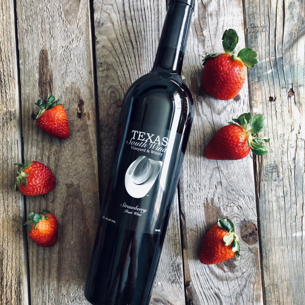 Strawberry Fruit Wine
