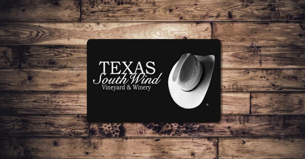 Texas SouthWind eGift Card