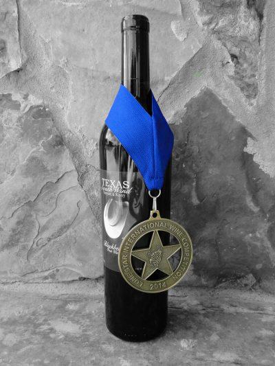 Blackberry Fruit Wine Medal